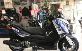 XMAX 125 GP BENATI MOTOS